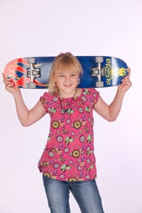 Geburtstags-Shooting für Teenager und Kinder im Fotostudio Keepsmile, Castrop-Rauxel