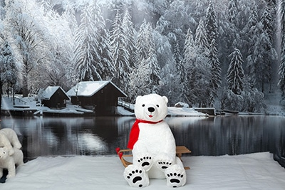 Hintergrund Winter-Fotoaktion 2015 Fotostudio Keepsmile, Castrop-Rauxel