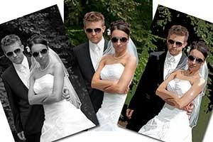 Hochzeitsreportage mit CD vom Fotostudio Keepsmile, Castrop-Rauxel bei Herne
