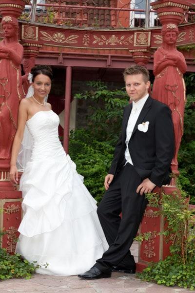 Hochzeitsfotos auf CD vom Fotostudio Keepsmile, Castrop-Rauxel
