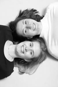 Freundinnen-Fotoshooting im Fotostudio Keepsmile, Castrop-Rauxel