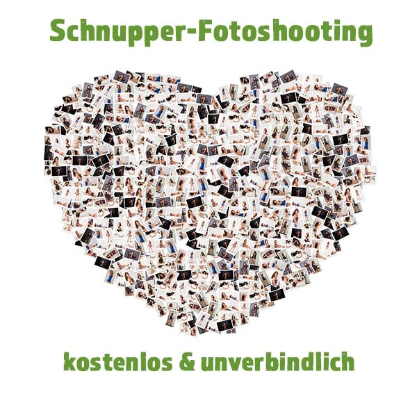 Angebot Schnupper Fotoshooting mit Herzfoto im Fotostudio Keepsmile, CAstrop-Rauxel