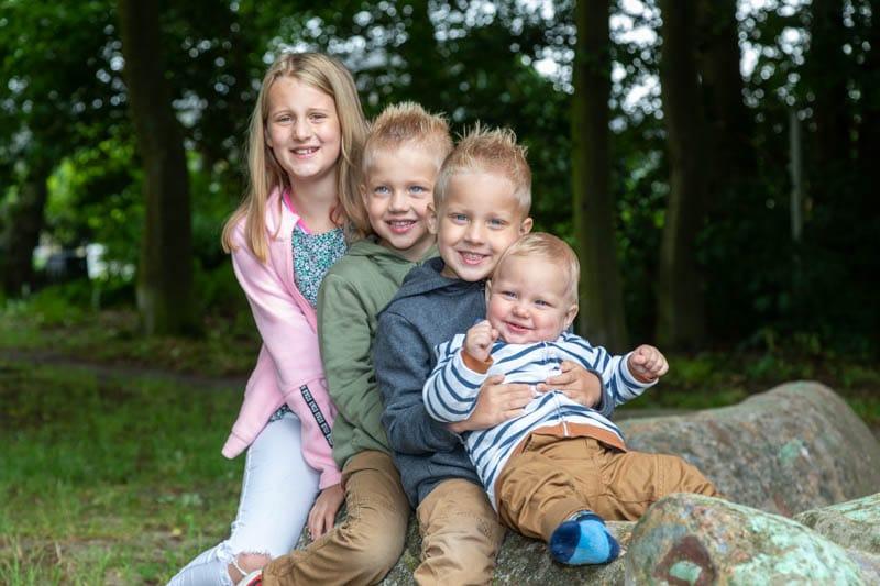 Outdoor-Fotoshooting mit Kindern vom Fotostudio Keepsmile, Castrop-Rauxel zwischen Dortmund, Bochum und Herne