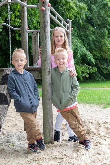 Outdoor-Fotoshooting mit Kindern vom Fotostudio Keepsmile, Castrop-Rauxel bei Dortmund