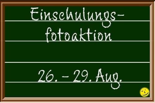 Einschulungs-Fotoaktion im Fotostudio Keepsmile, Castrop-Rauxel, zwischen Dortmund, Herne und Bochum