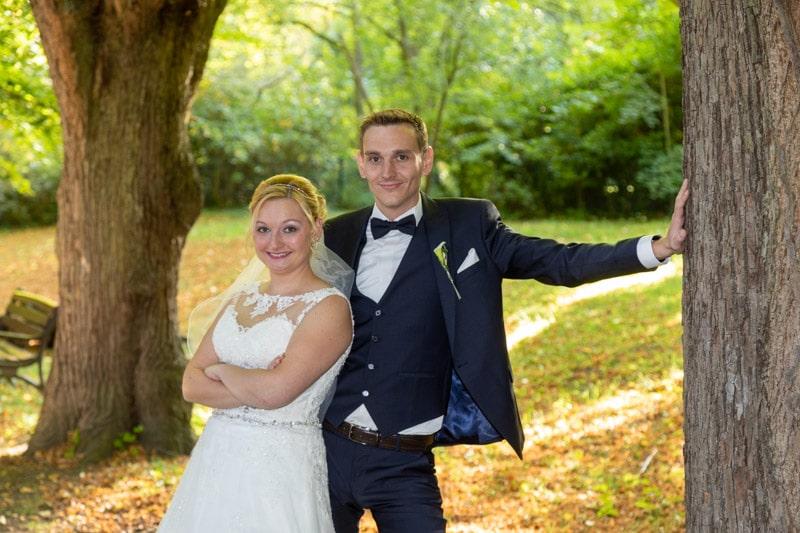 Hochzeitsfotos im Rombergpark Dortmund