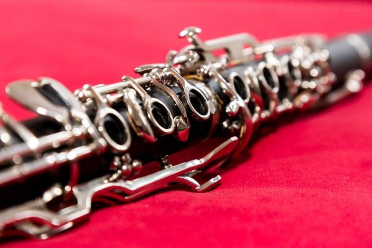 Bild einer Klarinette für die Musikschule Altes Rathaus, Castrop-Rauxel