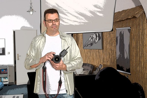 Kamera-Workshop mit Uwe Wortmann im Fotostudio Keepsmile, Castrop-Rauxel