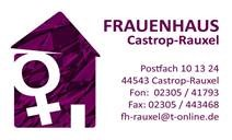Logo Frauenhaus Castrop-Rauxel