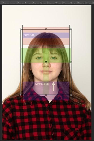 Wie entstehen iometrishe Passbilder für den Ausweis, Reisepass und Führerschein im Fotostudio-Keepsmile, Castrop-Rauxel