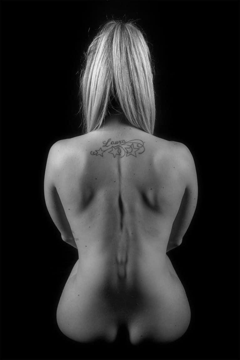Rückentattoo Fotoaktion im Fotostudio Keepsmile, Castrop-Rauxel M0151