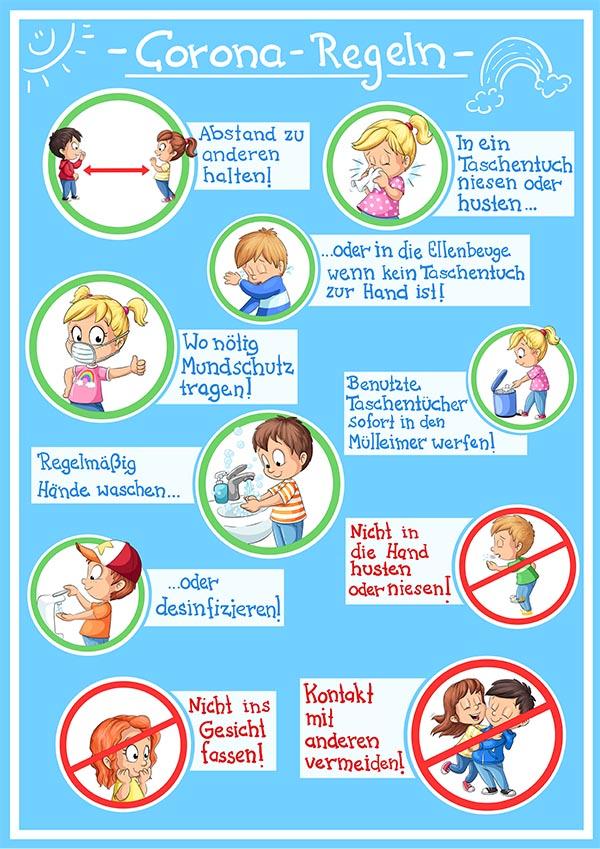 Corona-Verhaltensregeln im Fotostudio Keepsmile, Castrop-Rauxel