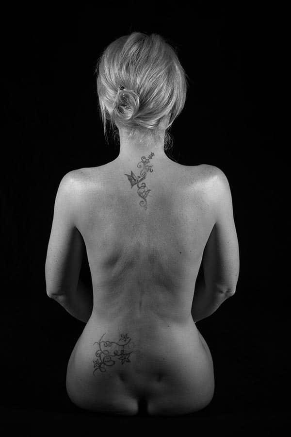 Rückentattoo Fotoaktion / Fotoprojekt im Fotostudio Keepsmile, Castrop-Rauxel-14506
